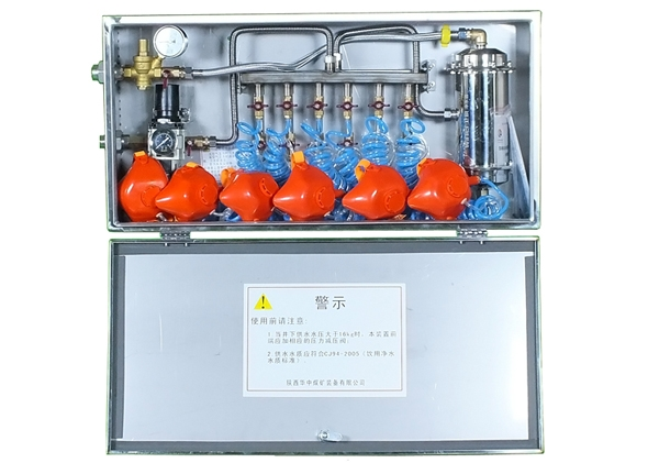 Zyj-m6 Compressed Air Water Supply Device